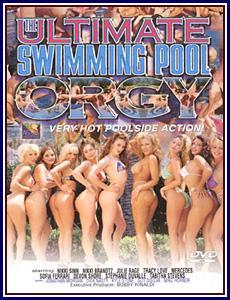 swimming pool orgy