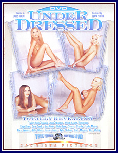 Under Dressed Porn DVD