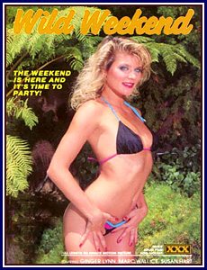 Wild Weekend Porn DVD