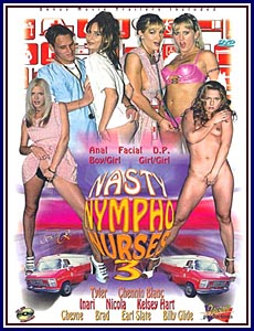 Nasty Nympho Nurses 3
