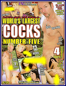 World's Largest Cocks 5