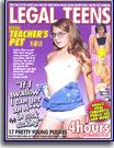 Legal Teens Inside: Teacher's Pet