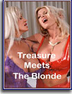 Treasure Meets The Blond