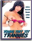Young Tiny Tit Trannies