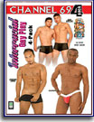 Interracial Gay Play 4 Pack