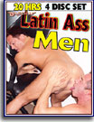 Latin Ass Men 20 Hrs 4 Pack