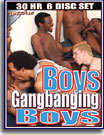 Boys Gangbanging Boys 30 Hr 6-Pack