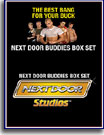 Next Door Buddies Box Set