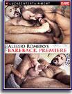 Alessio Romero's Bareback Premiere
