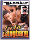 Lets Gangbang 20 Hrs 4-Pack