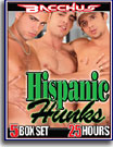 Hispanic Hunks 25 Hours 5-Pack