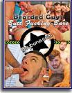 Bearded Guys Butt Fucking Bare