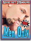 Men Only 25 Hours 5-Pack