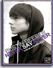 Bustin Beeber Never Say Never