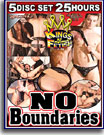 No Boundaries 25 Hours 5-Pack