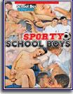 Sporty School Boys