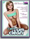 Teens Cum Clean