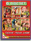 Fuckin' Freak Show 6 Pack