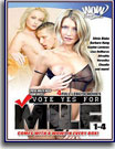 Vote Yes For MILF Vols. 1-4