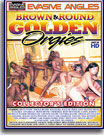 Brown and Round Golden Orgies