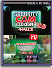 Security Cam Chronicles 4 Pack 2