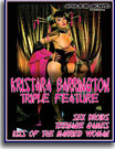 Kristara Barrington Triple Feature