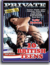Private Best of 10 British Teens