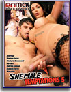 Shemale Temptations 5