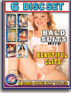 Bald Slits With Beautiful Clits 6 Pack