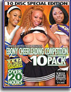 Ebony Cheerleading Competition 10 Pack