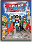 Justice League of Pornstar Heroes: Animated Cartoon Edition