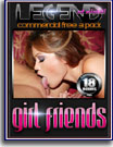 Girl Friends 3 Pack