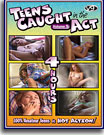 Teens Caught in the Act 9