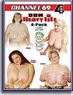 BBW Heavy Tits 4 Pack