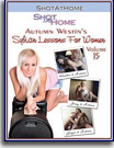 Autumn Westin's Sybian Lessons for Women 15