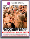 Maximum Orgy Special Pin-Up