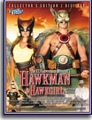 The XXX Adventures of Hawkman and Hawkgirl