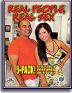 Real People, Real Sex 5 Pack