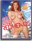 Hot and Horny Aging Redheads