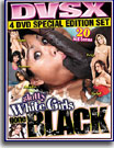 Slutty White Girls Gone Black 4 Pack