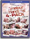 Amateur Handjobs 4 Pack