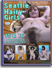 Seattle Hairy Girls 75 and 76