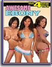Awesome Ebony 4-Pack