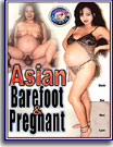 Asian Barefooot and Pregnant