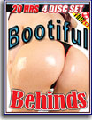 Bootiful Behinds 20 Hrs 4-Pack