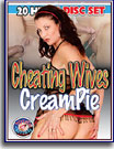 Cheating Wives CreamPie 20 Hrs 4-Pack
