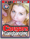 Cougars Gangbanging 20 Hrs 4-Pack