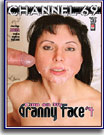 Cum On My Granny Face 4
