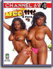 Real Big Afro Tits 2 4-Pack