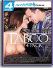 Taboo 4-Pack